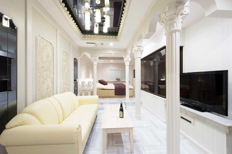 ホテル 一宮アウラアモーレの写真
