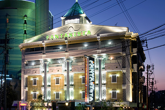 ホテル FANTASISTAの写真