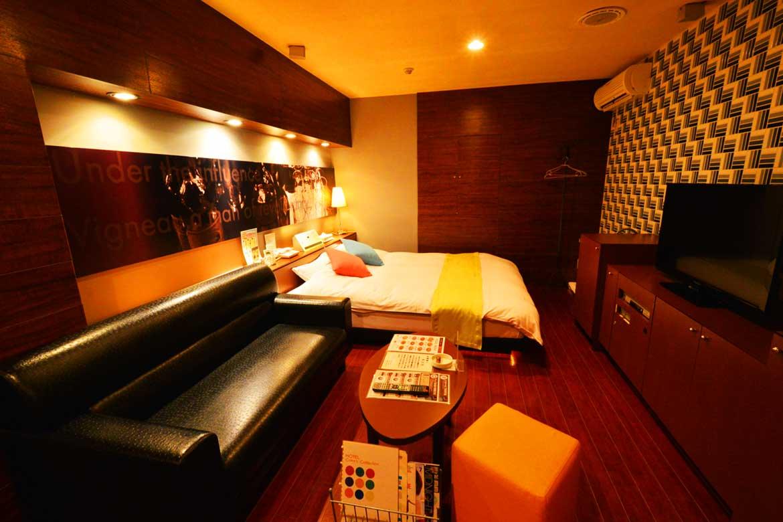 ホテル カラーズの写真